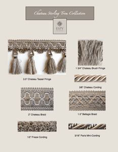 Chateau Sterling Trim Collection