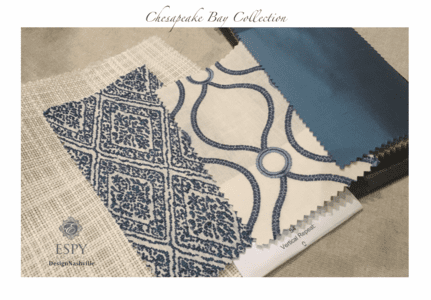 Chesapeake Bay Drapery and Bedding Collection