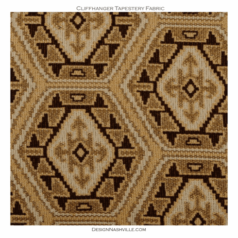 Cliffhanger Tapestry Fabric
