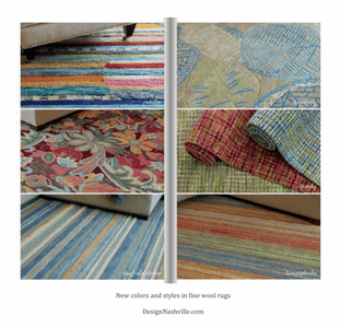 Close up images Color Gallery Rugs