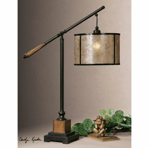 Conductor's Mica Lamp