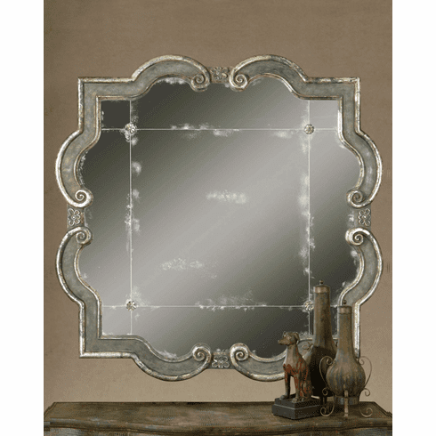 Constantinople Decorative Wall Mirror  65""