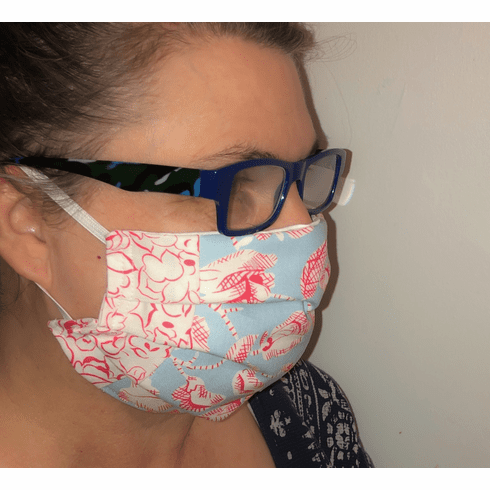 Coventry Washable Face Mask with filter