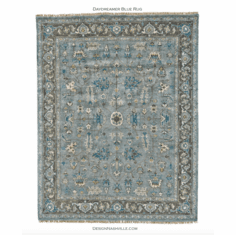 Daydreamer Blue Rug