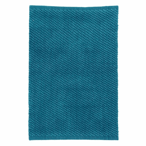 Deep Sea Blue Jute Rug