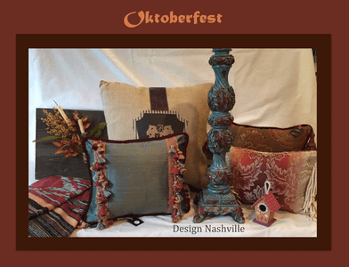 Design Nashville at Oktoberfest, Nashville October 9-11