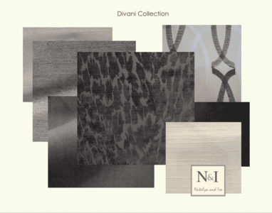 Divani Bedding and Drapery Collection