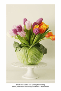 DIY Easter Table and Spring Decorating Ideas