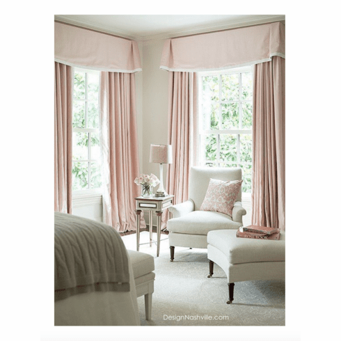 Drapery Treatments proportioned for <br>your window and space