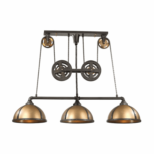Driscoll Pulley Light