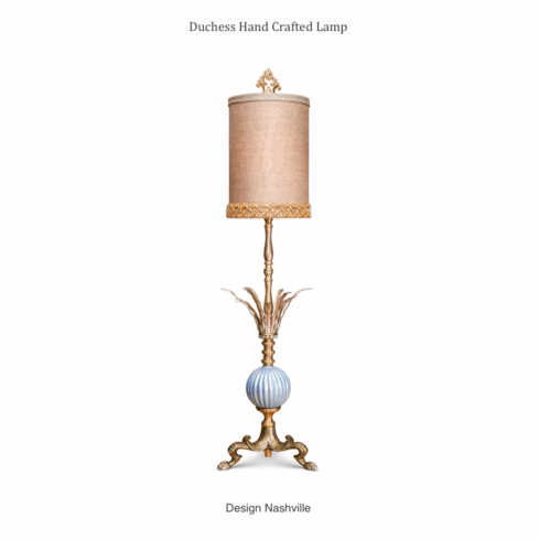 Duchess Hand Crafted Lamp
