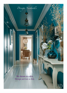 Enjoy Teal for Home Decorating