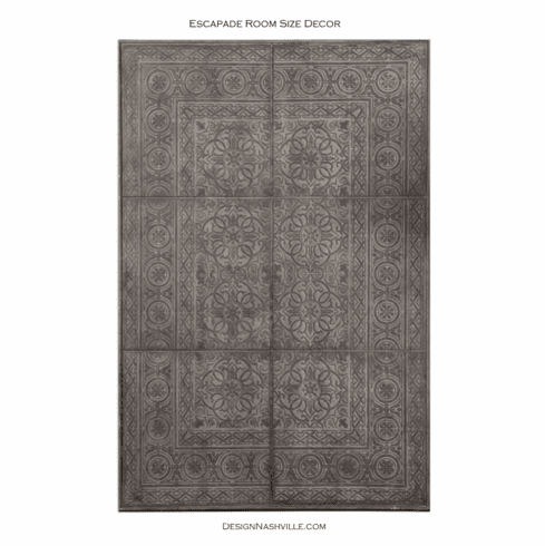 Escapade Room Size Plaque 95""