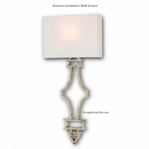 Essence Geometric Light Sconce