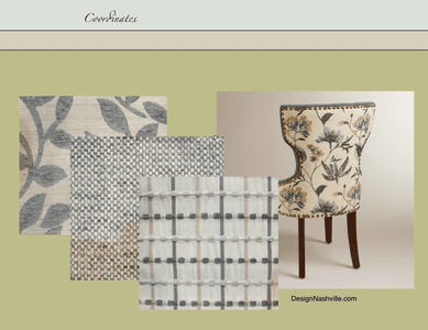 Complimentary Search: Fabric Coordinates for your Project