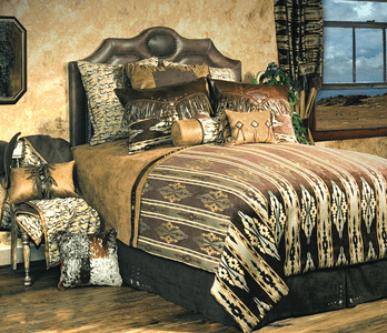 Falcon Crest Drapery and Bedding Collection
