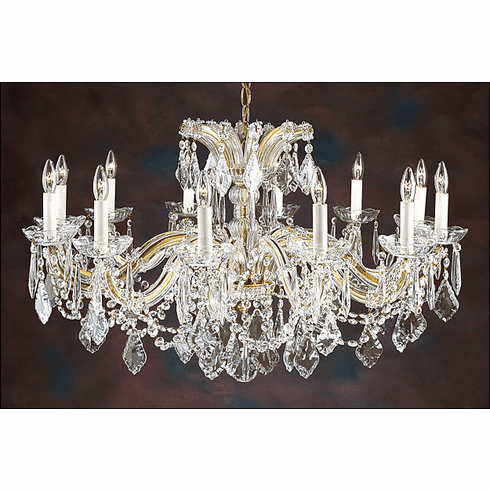 Fascination Crystal Chandelier