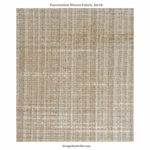 Fascination Woven Fabric, color birch