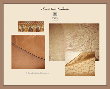 Flynn Manor Bedding Collection