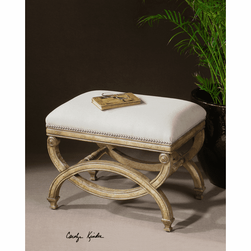 French Charm Small Bench
