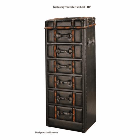 Galloway Traveler's Chest 48""
