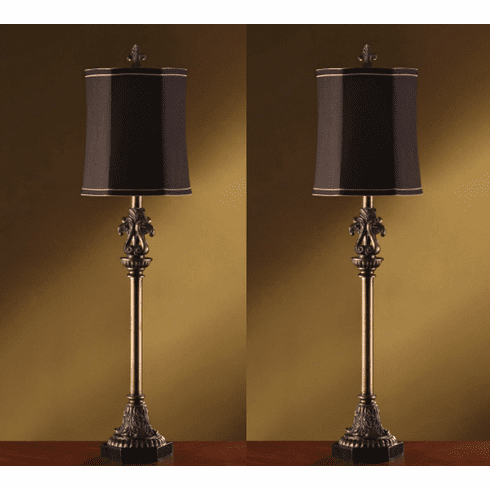 Gautier Formal Lamps set of 2