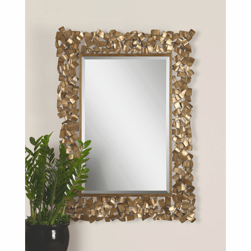 Gold Rush Decorative Mirror
