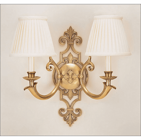 Hamilton Brass Wall Sconce