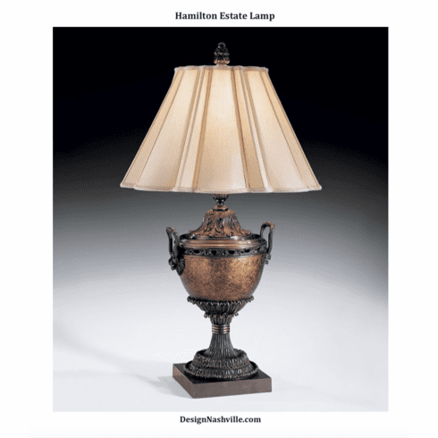 Hamilton Estate Lamp