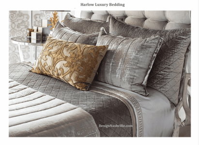 Harlow Luxury Bedding