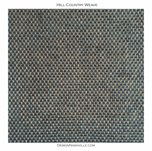 Hill Country Tweed-blue