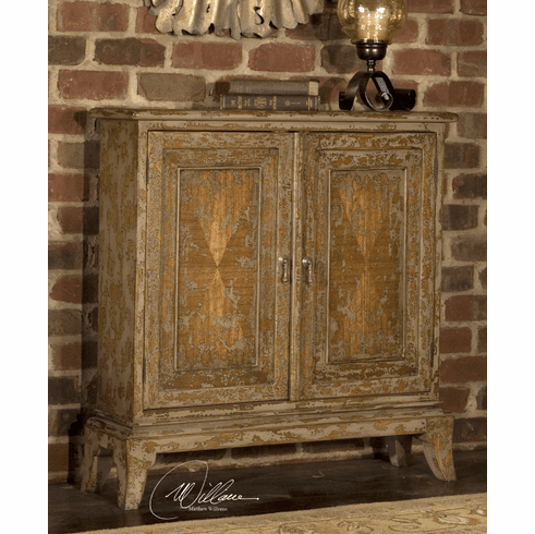 Hudson Cliff Console Cabinet