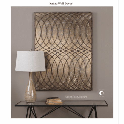 Kanza Wall Decor