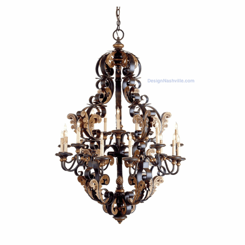 La Broque Chandelier 53""