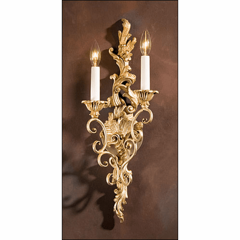 Larousse French Candle Sconce