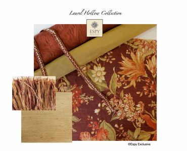 Laurel Hollow Bedding and Drapery Collection