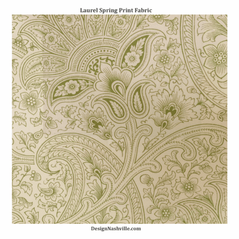 Laurel Spring Print Fabric