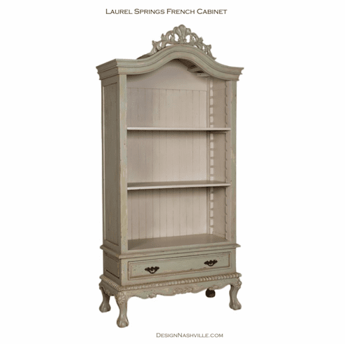 Laurel Springs French Cabinet