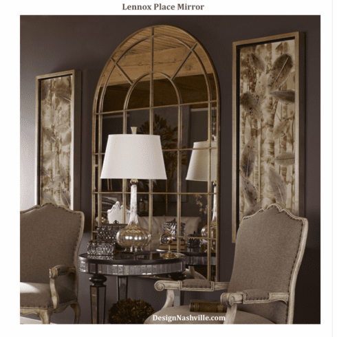 Lennox Place Room Sized Mirror