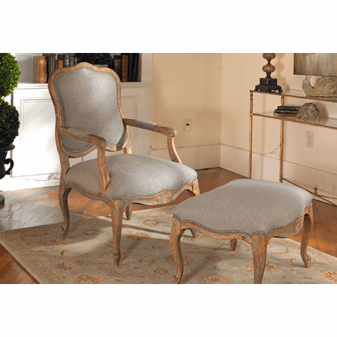 Lowell French Gray Chair