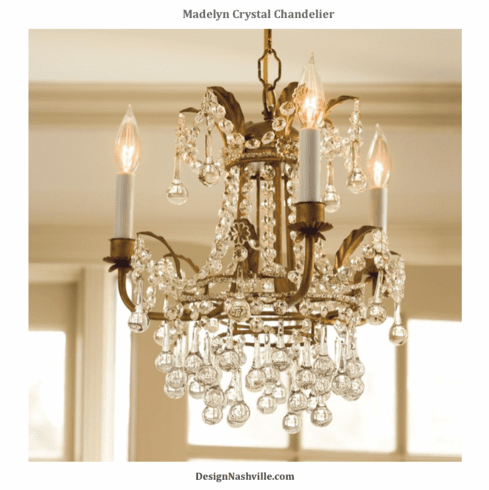 Madelyn Crystal Chandelier