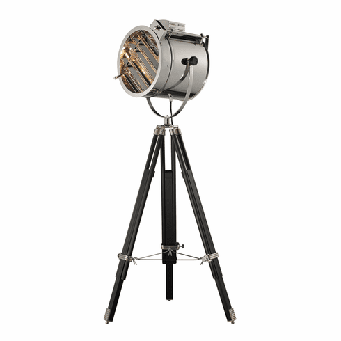 Marine Light Tripod Floor Lamp 45""