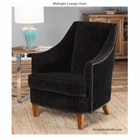 Midnight Lounge Chair