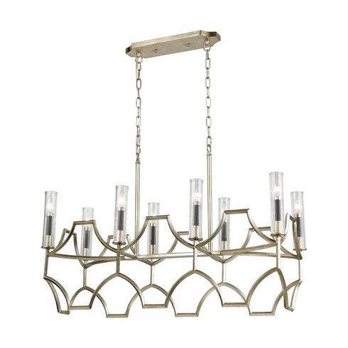 Mikos Long 8 light Chandelier