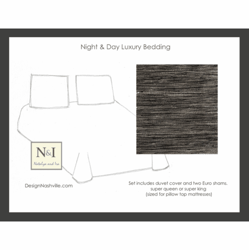 Night & Day Luxury Bedding Set