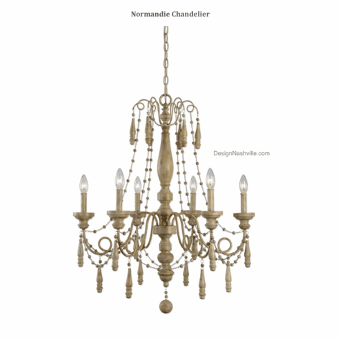 Normandie Chandelier
