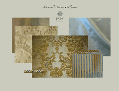 Normandie Sonnet Bedding