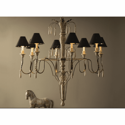 Oriolo Hand Crafted Chandelier
