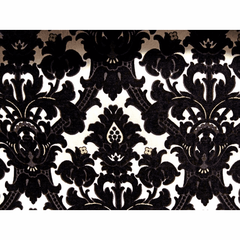 Palace Gates damask fabric