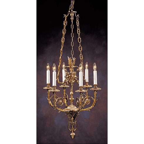 Palatial Heights Chandelier